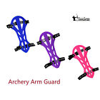Archery Arm Guard, Rubber Shooting Arm Safe Guard Protector Gear Armband Strap