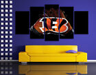 HD Printed Sports Oil Painting Home Wall Decor Art On Canvas Cincinnati Bengals $26.0 USD on eBay