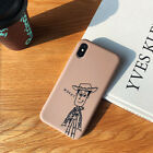 For iPhone 6s-Xs Max Cute Toy Story Woody Pattern Shockproof Soft TPU Phone Case