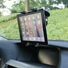 Multi-Angle Rotating Car Mount Windshield Window Glass Tablet Holder Stand