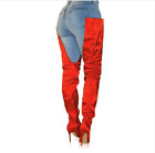 """Sexy CROTCH HIGH BOOTS 12cm 4.5"""" stiletto high heel thigh high UK3-15 EU36-48 <br/> Ultra sexy boots in custom colours + FREE SHIPPING!"""