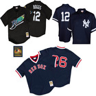 Wade Boggs Mitchell and Ness Batting Practice Jersey