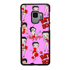 BETTY BOOP COLLAGE Samsung Galaxy S5 S6 S7 Edge S8 S9 Plus Phone Case $15.9 USD on eBay