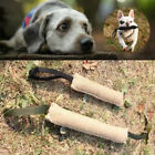 Handles Jute Police Young Dog Bite Tug Play Toy Pet Training Chewing Arm Slee JF