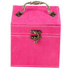 Jewelry Chest Classic Jewel Cabinet Ring Case Holder Container for Necklace