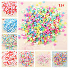 100g DIY Polymer Clay Fake Candy Sugar Sprinkle For Phone Case Decorations Hot image