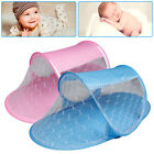 Foldable Baby Mosquito Net Tent Nursery Crib Outdoor Infant Newborn Cot Netting image