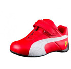 PUMA SF FUTURE CAT V INF REDTODDLER INFANT SPORTIVE SHOES  360878 10 ---
