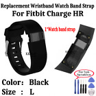 Replacement Battery+Silicone wristband band bracelet strap for Fitbit Charge HR