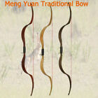 18lbs Mengyuan Traditional Archery Bow Target Shooting Practice Bow 3 Color 1X