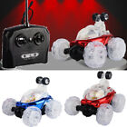 Stunt LED Lighting Car Toy gift Remote Control Christmas Gift 360° Rotation MY