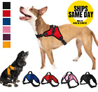Внешний вид - Pet Control Harness for Dog Soft Mesh Walk Large Small Medium XXL Pink Red Black