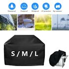 """Waterproof Protection BBQ Grill Cover Gas Barbecue Outdoor 3 Size 57"""" 67"""" 75"""""""