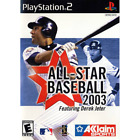 .PS2.' | '.All Star Baseball 2003.