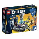 LEGO Ideas Doctor Who (21304) Factory Sealed, Complete