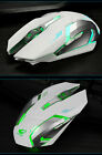 Rechargeable Wireless 1600DPI Gaming Mouse 2.4G Battery Gamer 6 Buttons Mice X7