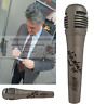Nick Nickson Los Angeles Kings Signed Autographed Microphone Inscript Mic Proof