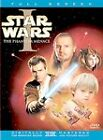 Star Wars Episode I: The Phantom Menace (DVD, 2002, 2-Disc Set, Full Frame) $0.99 USD on eBay