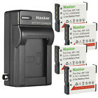 Kastar Battery AC Wall Charger for NP-130 & Casio Exilim EX-10 Exilim EX-100