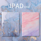 Marble PU Leather Smart Cover Back Case Soft For iPad 9.7 2018 6th 5th Mini 5 4