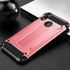 For Huawei Y6 Y7 Prime Y9 2019 2018 Shockproof Armor Hybrid Rugged Cover Case