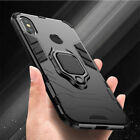 For Xiaomi Redmi Note 8 Pro Hybrid Magnetic Kickstand Ring Holder Case Cover
