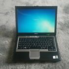 Dell D630 D620 Laptop - 2GHz Dual Core, 4GB RAM, SSD/HDD XP/7 Serial Port RS 232