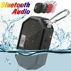 LESHP Waterproof Bluetooth Speaker Shower Outdoor Bathroom Portable Wireless US