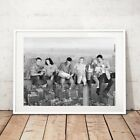 Friends TV Show New York Skyline Posters Wall Art Prints For Living Room Decor for sale  Shipping to South Africa