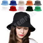 Bucket Hat Boonie Fishing Brim Summer Safari Camping for Women's