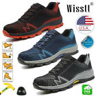Kyпить Men's Safety Shoes Steel Toe Work Boots Indestructible Lightweight Sneakers USA на еВаy.соm