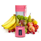 iBlend One Portable Personal Blender Juicer Mix Blend Rechargeable Jet Cordless