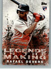 2018 Topps Legends in the Making Inserts Series Two Baseball Card Singles on Ebay