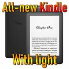 All-new Kindle with Built-in Front Light 10th gen 2019 Amazon eBook reader