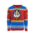 Official Wonder Woman Christmas Jumper / Ugly Sweater