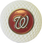 WASHINGTON NATIONALS BASEBALL GOLF BALL MARKER IN ACRYLIC  POKER CHIP GIFT IDEA on Ebay