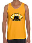 """GOLD Boston Bruins 2019 Stanley Cup Champions Champs """"BEAR LOGO"""" TANK-TOP $16.99 USD on eBay"""