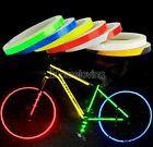 4M Bicycle Bike Car Motorcycle Reflective Stickers Night Riding Safety Tape