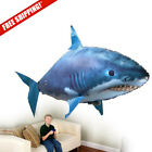 Remote Control Flying Shark Fish RC Radio Air Swimmer Inflatable Blimp Xmas