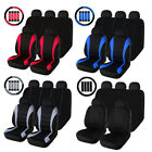 Front Rear Full Set Auto Car Seat Covers Fit Most Car Truck Suv Van Universal $13.99 USD on eBay