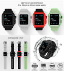 360° Waterproof Silicone Sport Band With Armor Case For Apple Watch iWatch 2 3 4 image
