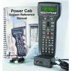 NCE Power Cab ~ New 2020 ~ Complete DCC Starter System With Power Supply & Panel