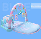 3 in 1 Baby Light Musical /Gym Play Mat Lay & Play Fitness Fun Piano Boys Girls