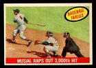 1959 TOPPS BASEBALL 401 TO 506 SELECT FROM LISTBaseball Cards - 213