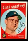 1959 TOPPS BASEBALL 401 TO 506 SELECT FROM LIST