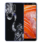 Soft TPU Case for Nokia 2.1 3 5 3.1 7 Plus 6 7.1 1 2018 Silicone Back Cover Hand