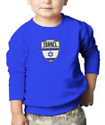 Israel- Country Soccer Crest Futbol World Cup CHILD CREW