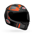 BELL Qualifier DLX MIPS Equipped Torque Full Face Helmet Matte Black Orange