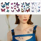 Temporary Tattoo Sticker Waterproof Small Body 1 Pc Butterfly Makeup For Child $0.99 USD on eBay
