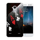 Silicone Case For ZTE Blade V7 Lite Soft TPU Clear Protective Back Cover Views